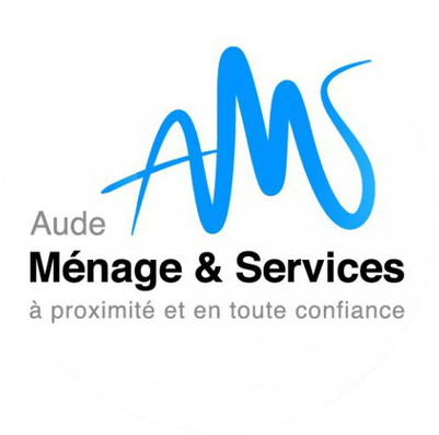 Logo Aude Ménage Service