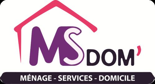 Logo MS DOM'
